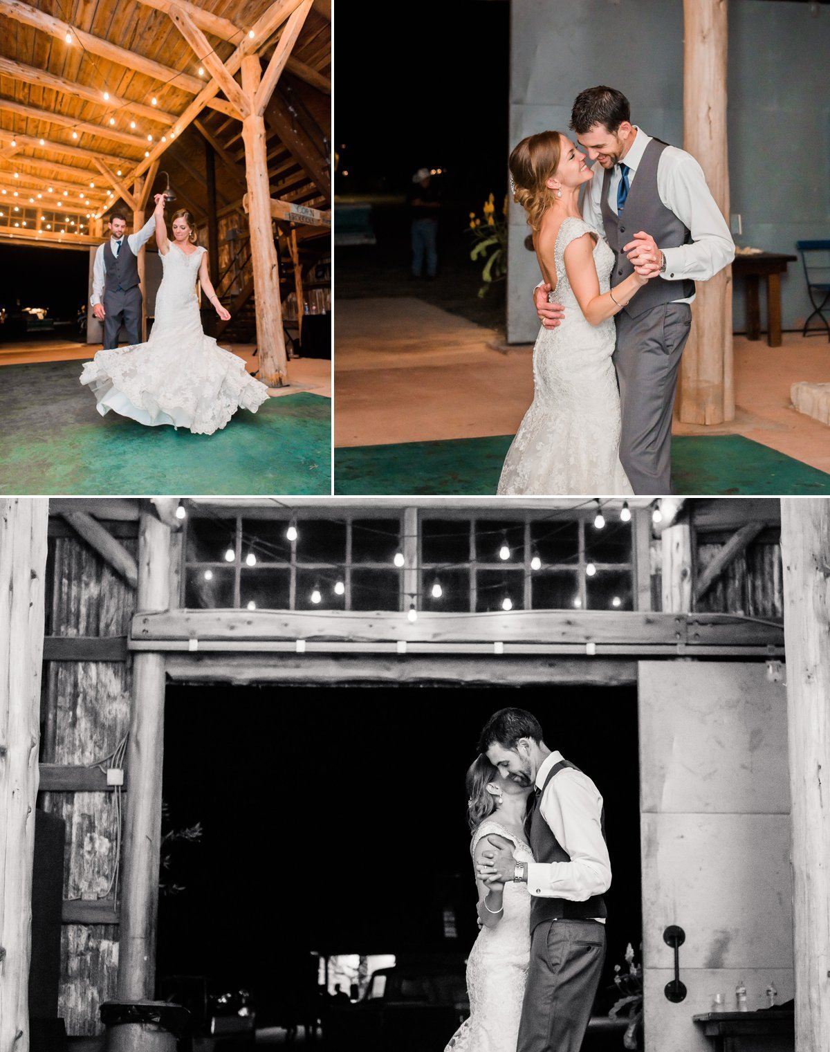Montesino Ranch Wedding Bride and Groom Private Last Dance