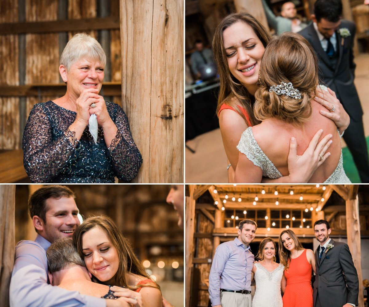 Montesino Ranch Wedding Reception
