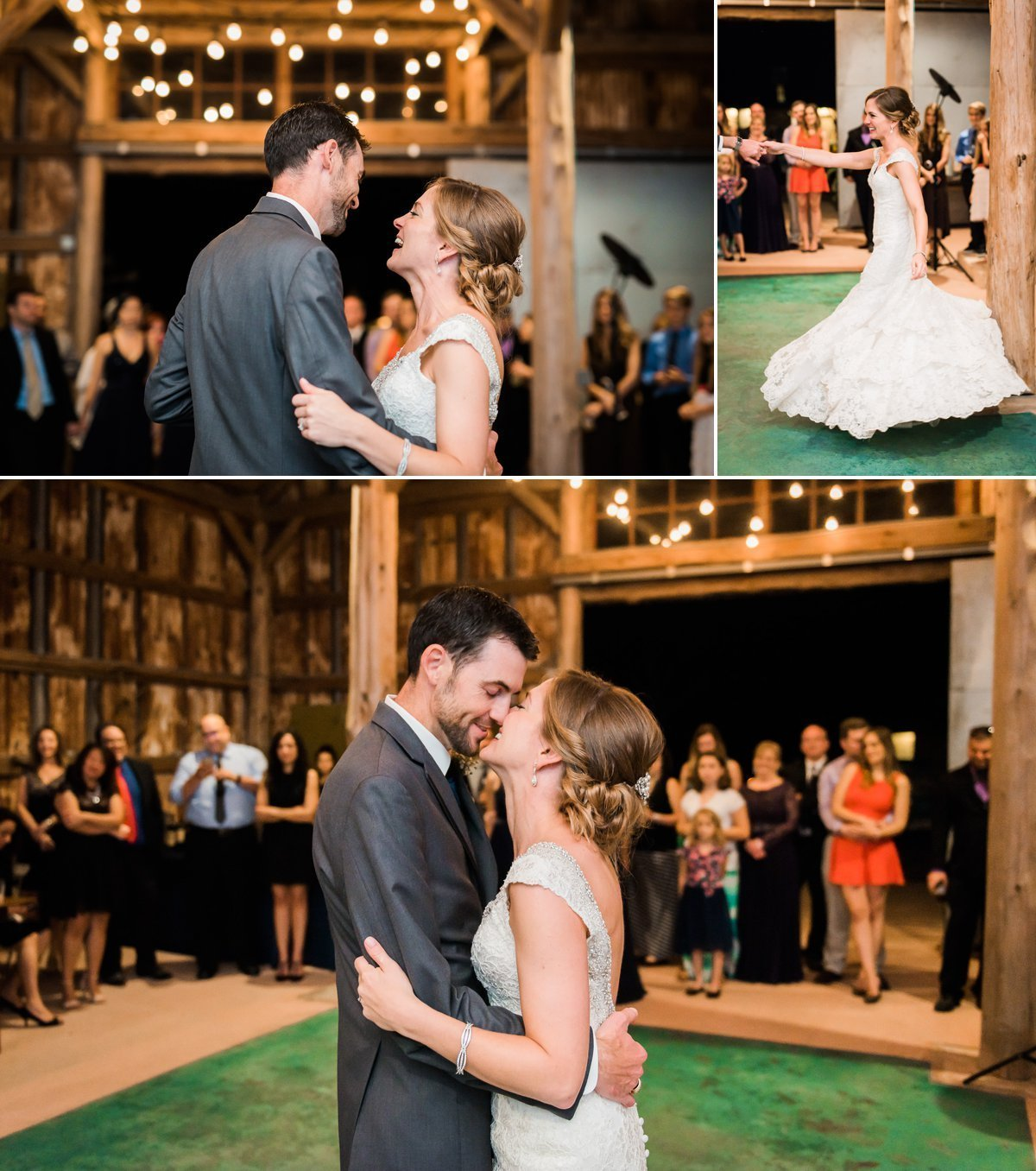 Montesino Ranch Wedding First Dance