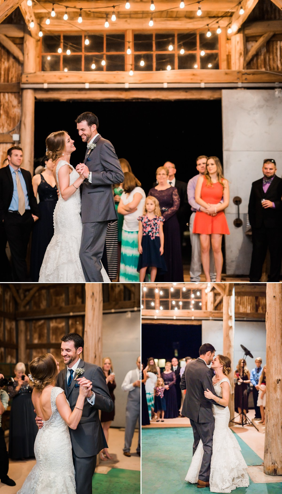 Montesino Ranch Wedding First Dance
