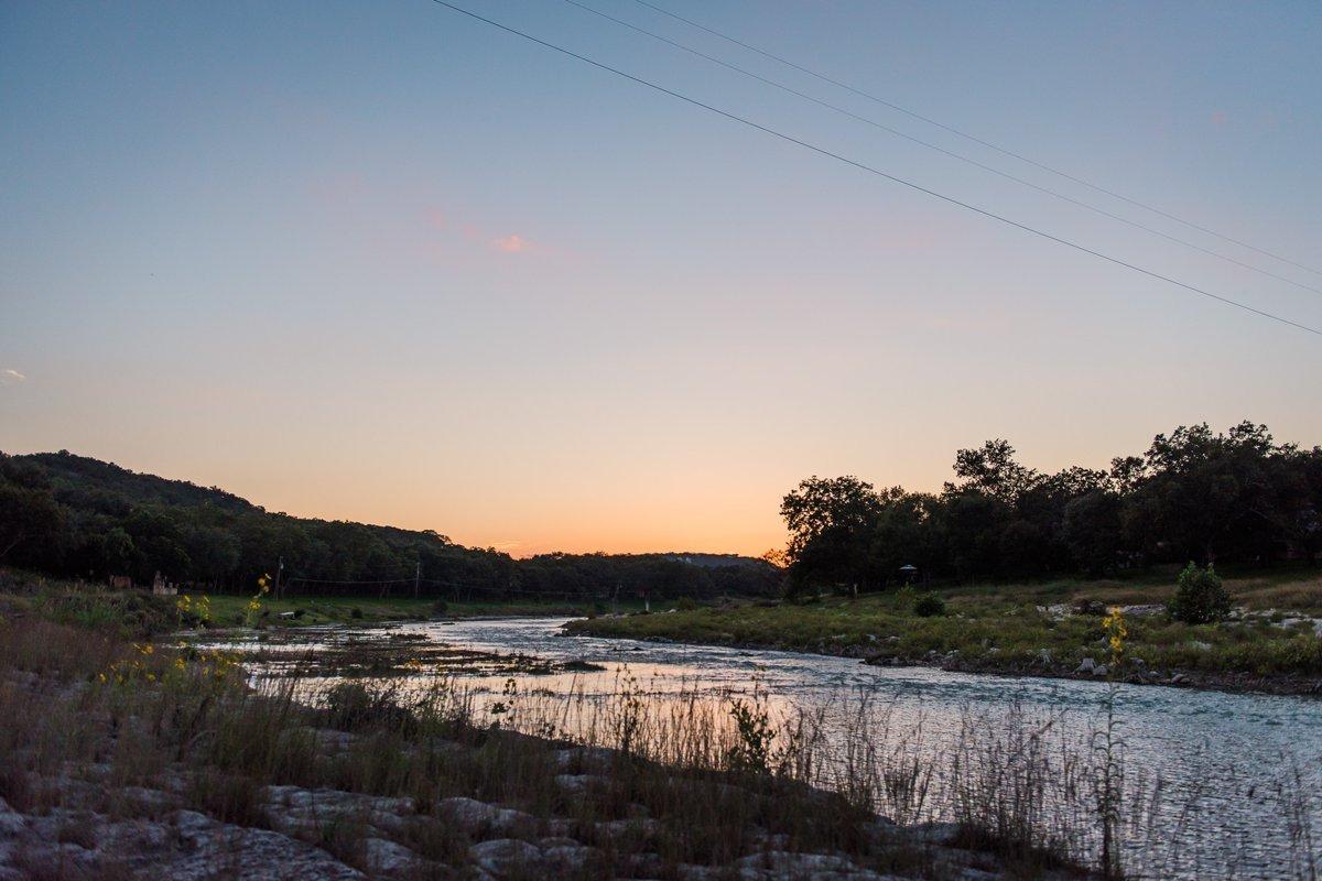 Montesino Ranch Wedding Sunset