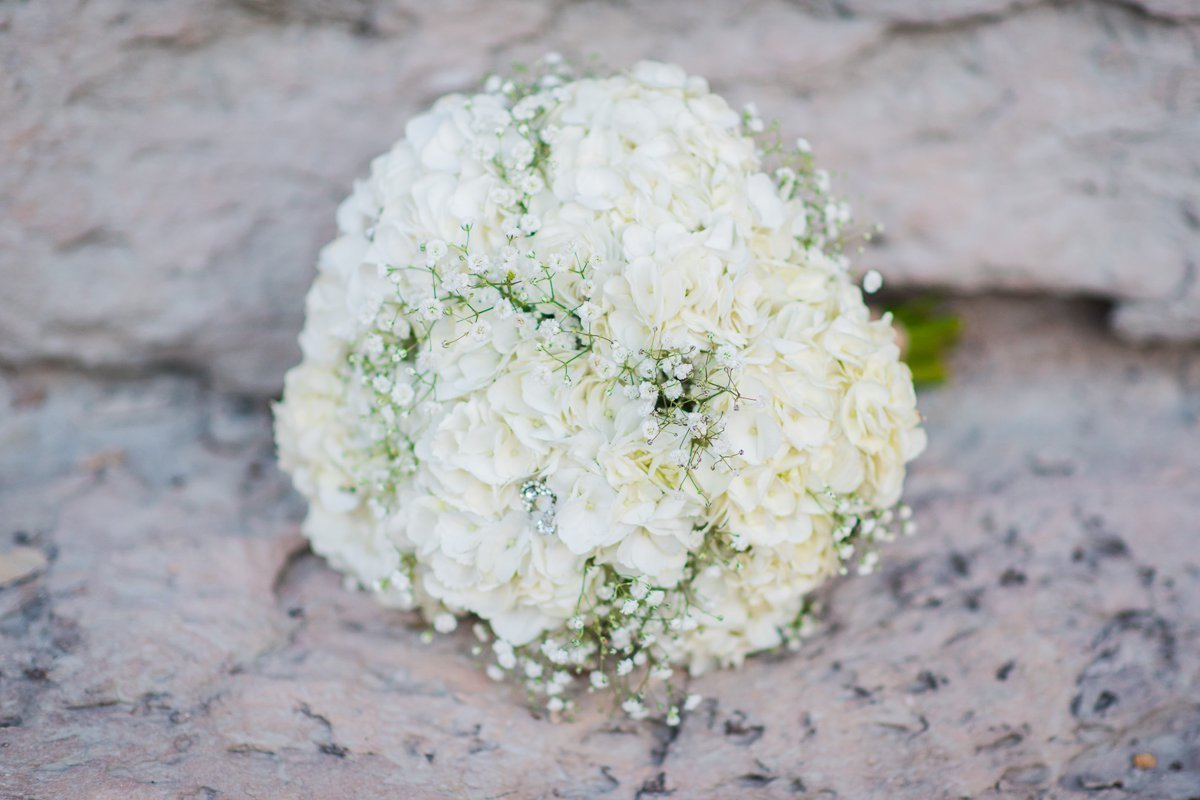 Montesino Ranch Wedding Bride Bouquet