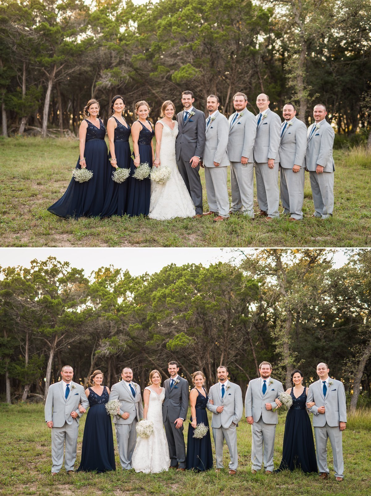 Montesino Ranch Wedding Party
