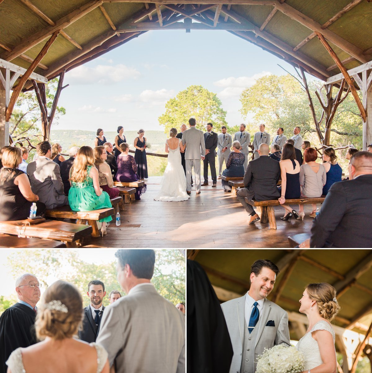 Montesino Ranch Wedding Ceremony