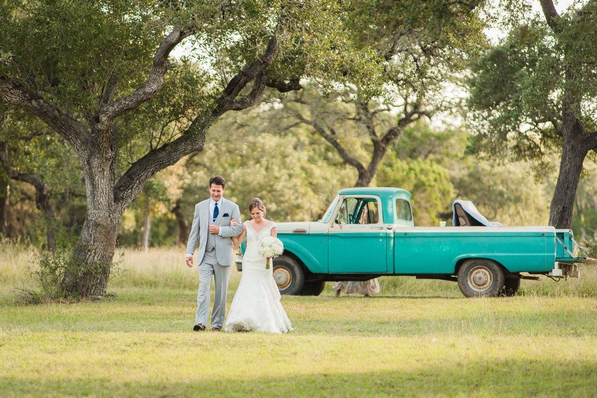 Montesino Ranch Wedding Bride Walking to Ceremony