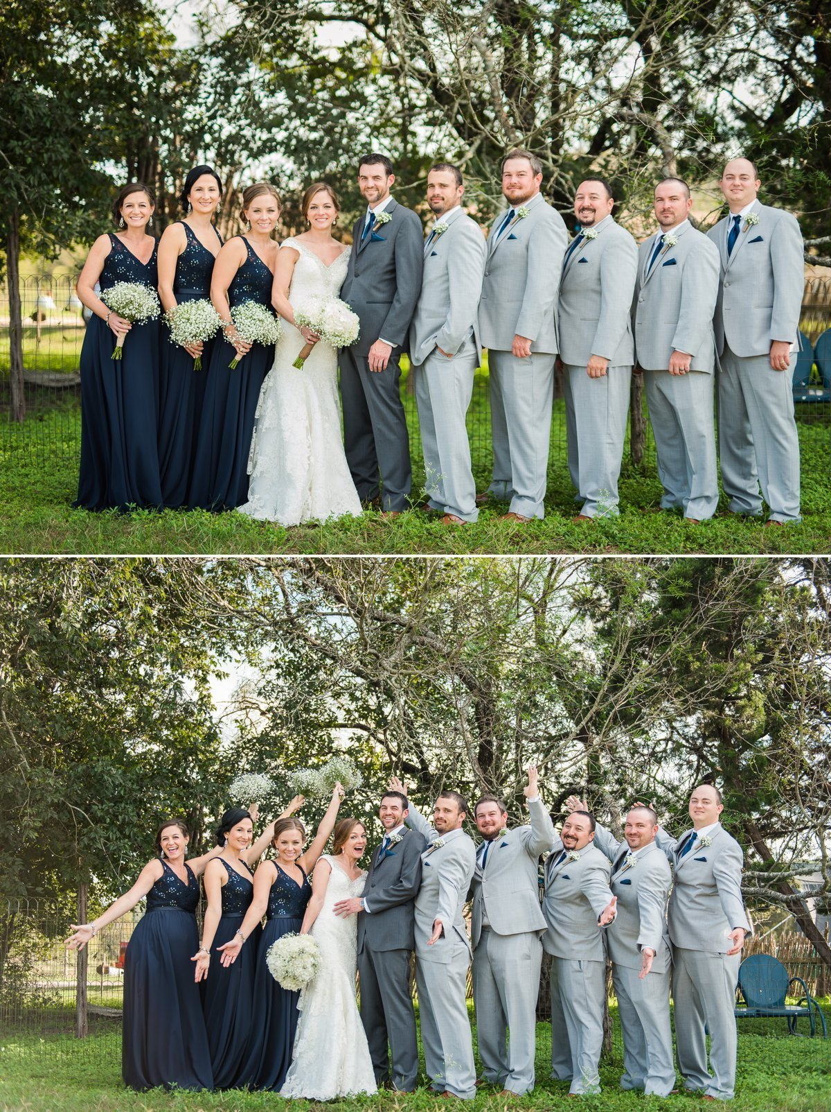 Montesino Ranch Wedding Wedding Party
