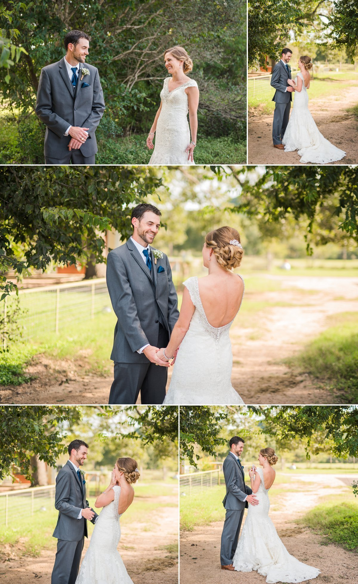 Montesino Ranch Wedding First Look
