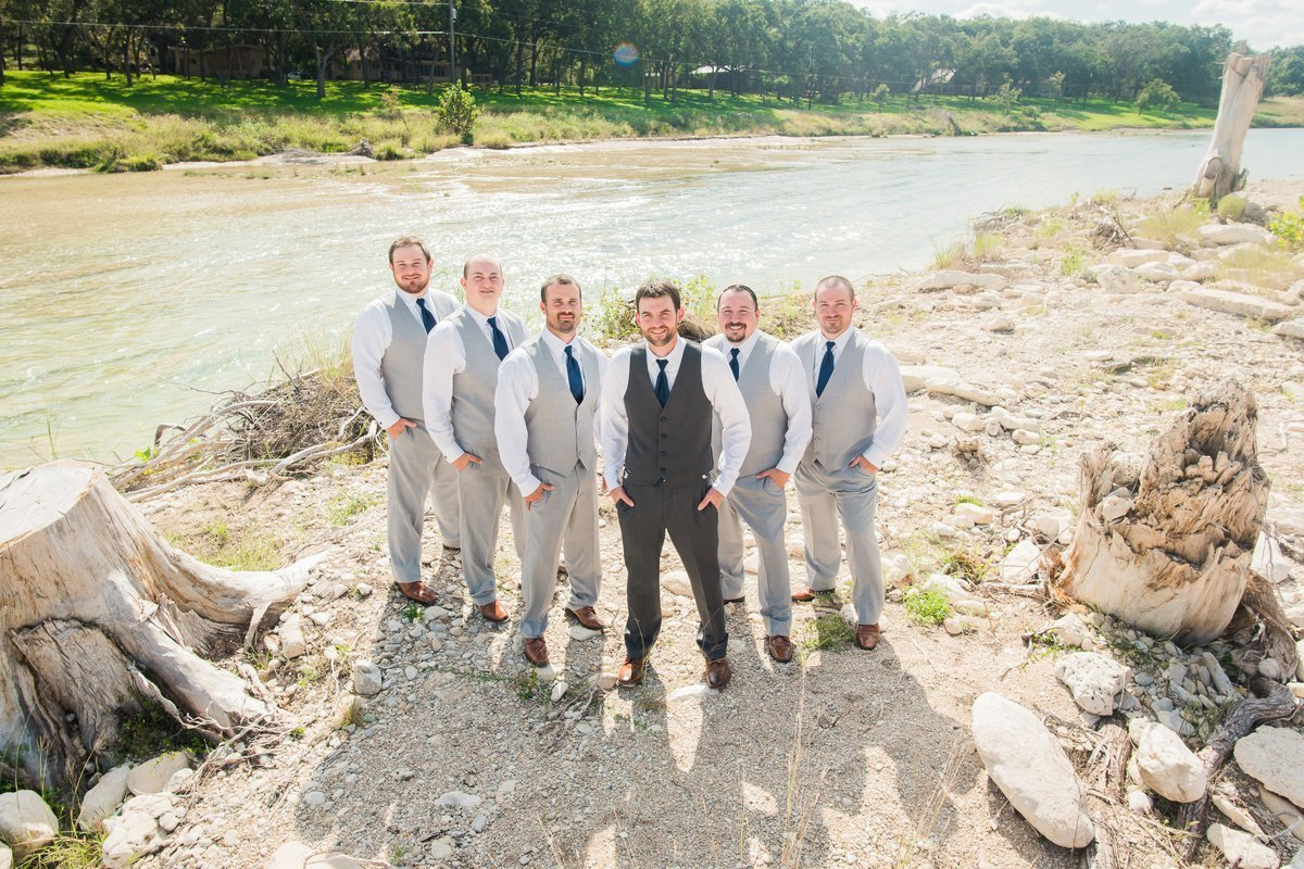 Montesino Ranch Wedding on blanco river