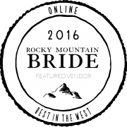Rocky Mountain Bride Badge