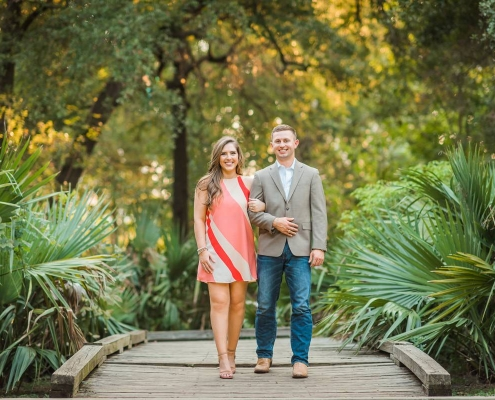 Casual, Colorful Engagement Session | Houston Photographers | Megan & Zach