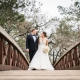 Hermann Park and Houston Zoo Wedding