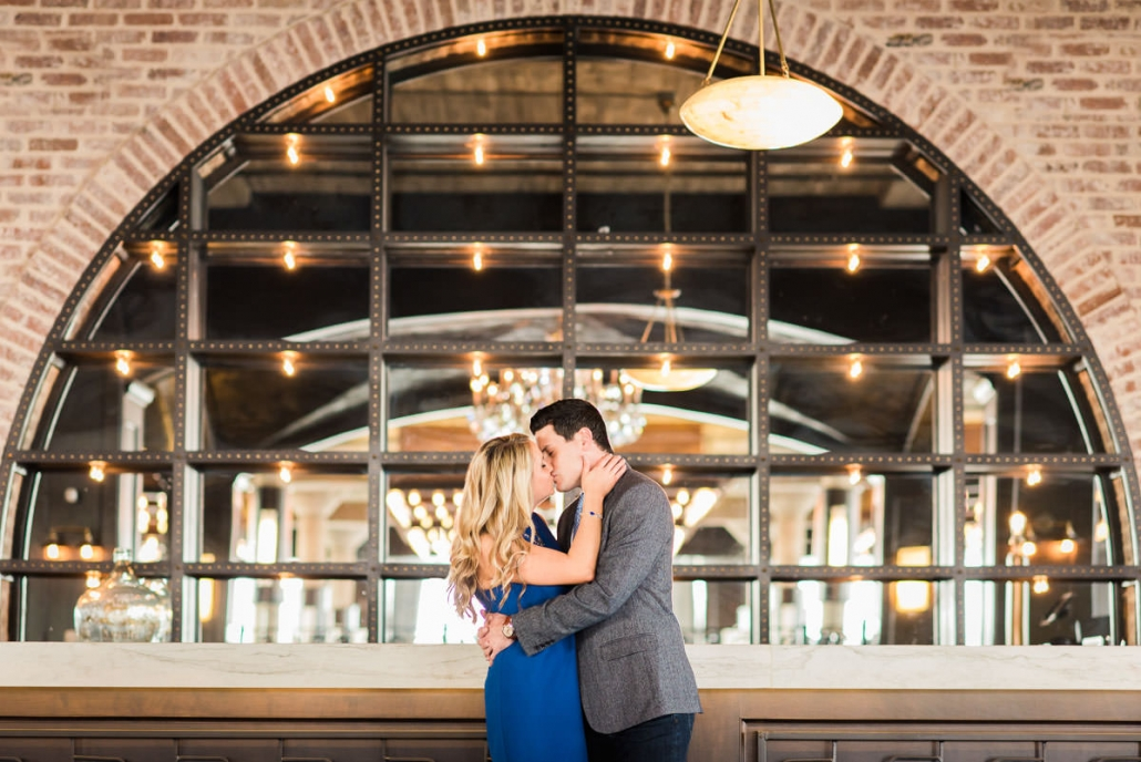 The Astorian Houston Engagement and Wedding Photography