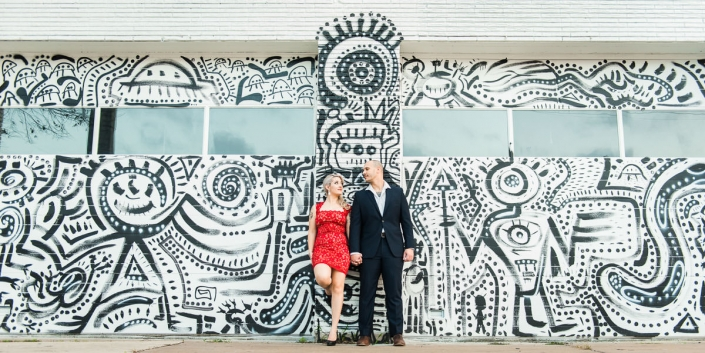 Unique Houston Engagement and Wedding Photography