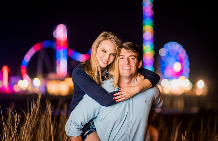 Houston and Galveston Engagement and Wedding Photography