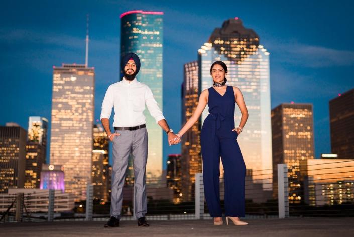 Muslim Houston Engagement and Wedding Photography