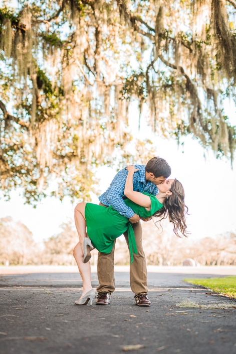 Romantic Houston Engagement and Wedding Photography
