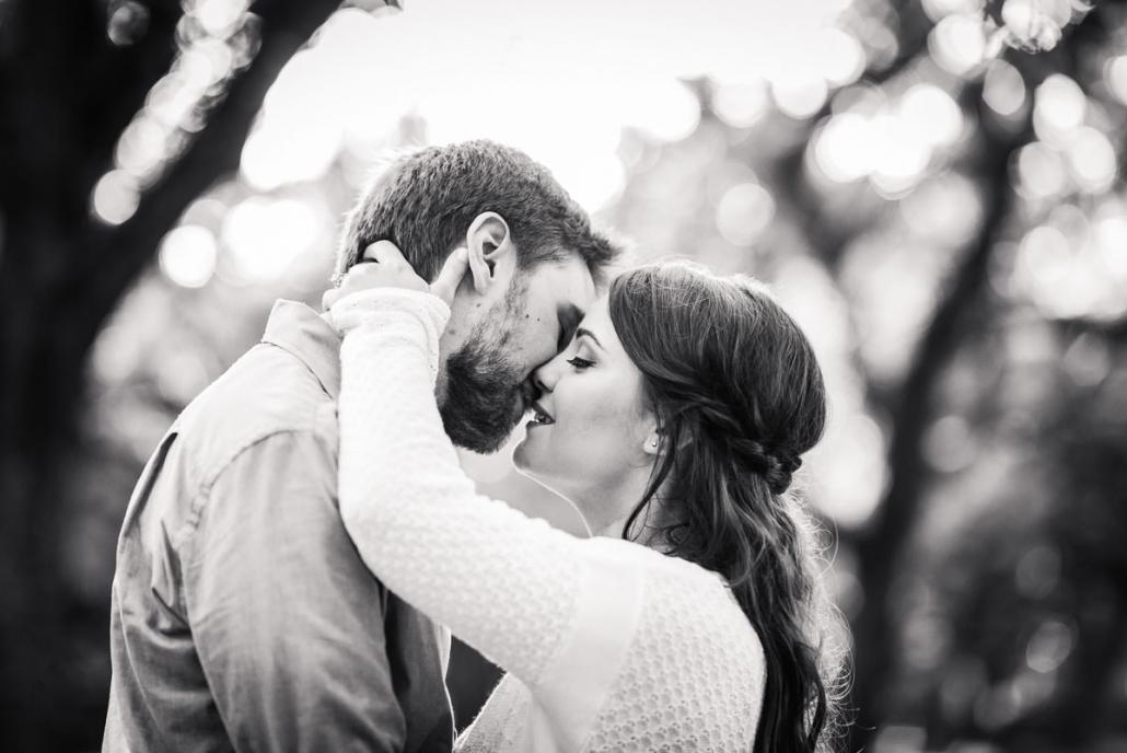 Romantic Houston Engagement and Wedding Photography