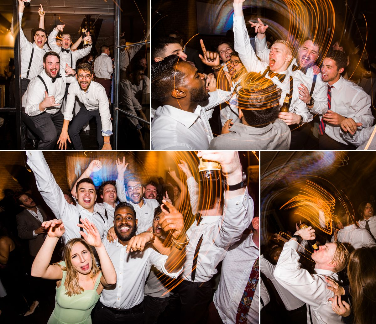 Station 3 Wedding Reception - Houston Wedding Photographers