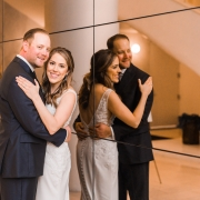 Catherine & Vince's Houston Hotel Wedding