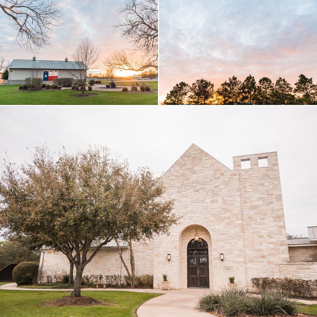 Briscoe Manor Houston Wedding Venue in Richmond, Texas