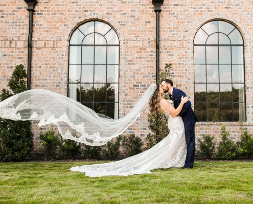 Whitney & Nick's Iron Manor Wedding in Houston