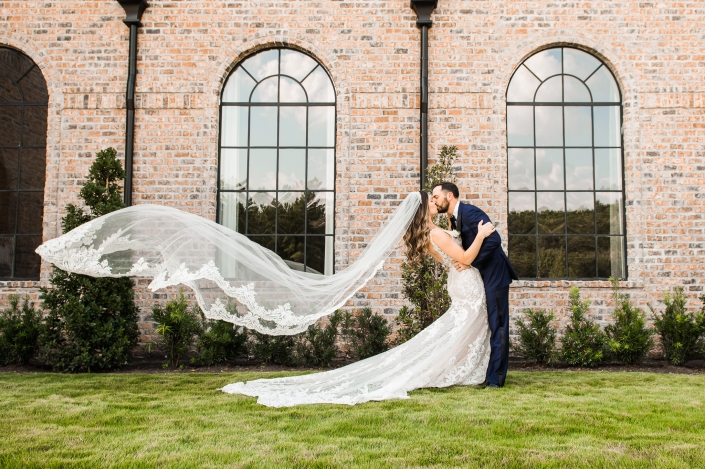 Whitney & Nick's Iron Manor Wedding in Houston